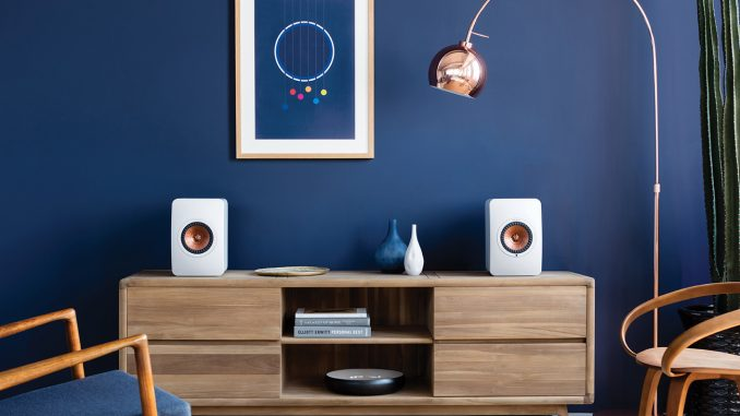 Image result for kef ls 50 wireless lifestyle