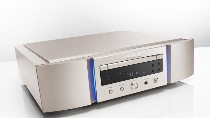 Marantz SA-10: Digital upper class