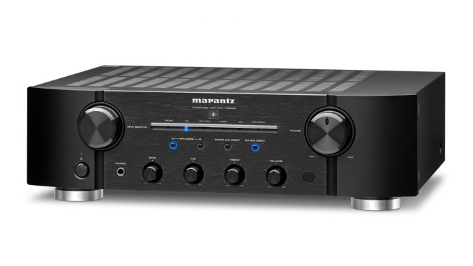 Marantz PM8006: Pace, power and finesse