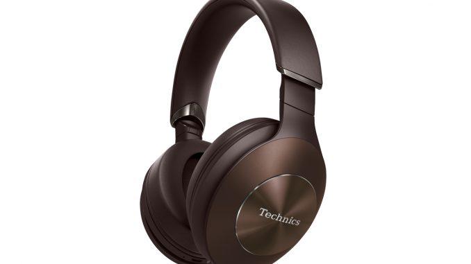 High-res audio from wireless Technics headphones